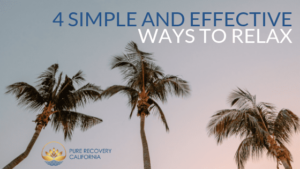 4 Simple And Effective Ways To Relax