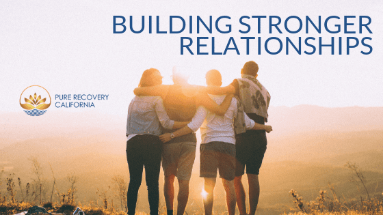 Building Stronger Relationships