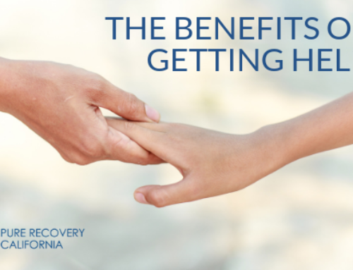 The Benefits of Getting Help