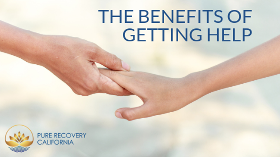 The Benefits Of Getting Help For Addiction