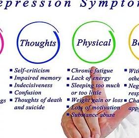 Depression Lung Cancer