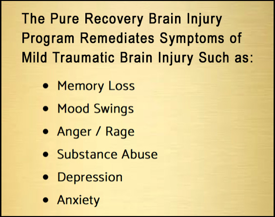 traumatic brain injury symptoms